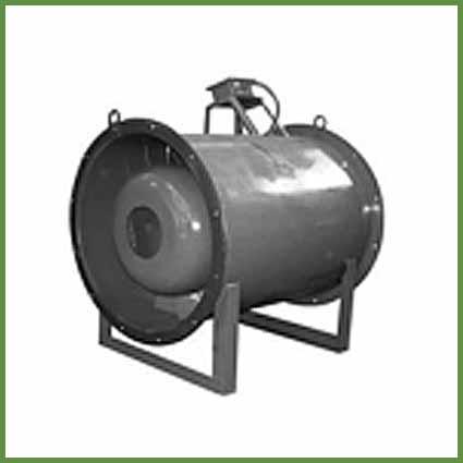 Вентиляторы осевые ВО 30-160 ДУ (ВОД)
