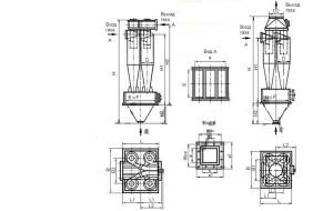 Циклон ЦН 15-600-6СП , цена Циклон ЦН 15-600-6СП, стоимость Циклон ЦН 15-600-6СП , Циклон ЦН 15-600-6СП чертеж , Циклон ЦН 15-600-6СП характеристики