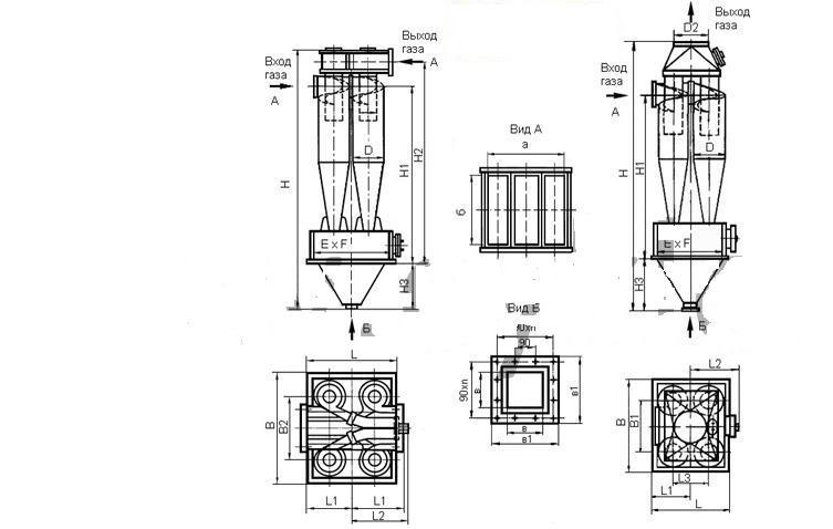 Циклон ЦН 15-600-4СП , цена Циклон ЦН 15-600-4СП,  стоимость Циклон ЦН 15-600-4СП  ,   Циклон ЦН 15-600-4СП чертеж ,  Циклон ЦН 15-600-4СП характеристики